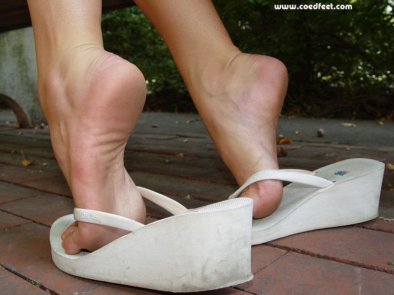 грязные женцкии ножки